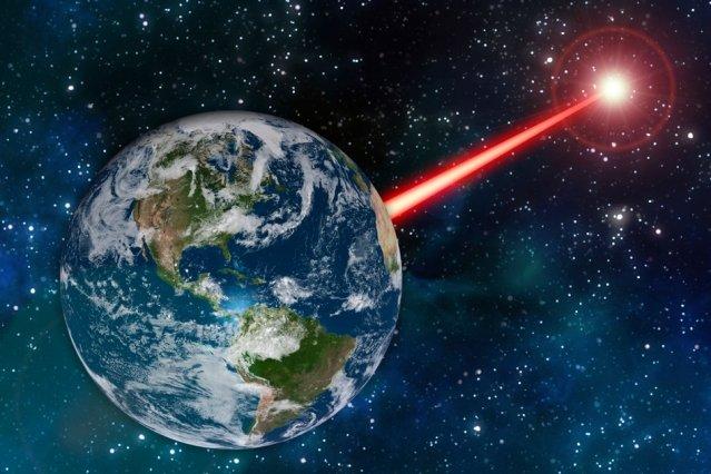 Ученые MIT предложили использовать лазер, чтобы привлечь к Земле внимание инопланетян
