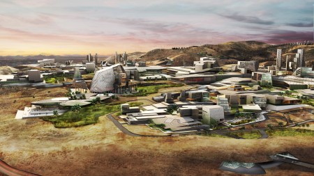 Миллионер Джеффри Бернс хочет построить в Неваде «город на блокчейне»