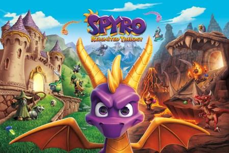Spyro Reignited Trilogy: олдскульный таймкиллер