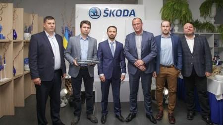 Международный конгломерат Skoda Transportation открывает представительство в Украине