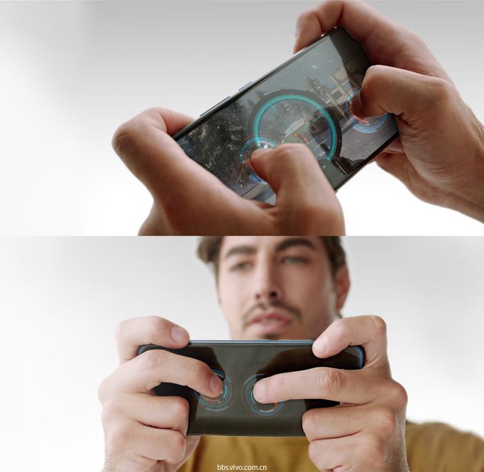 Анонсирован смартфон Vivo Nex Dual Display Edition с двумя дисплеями и подсветкой Lunar Ring