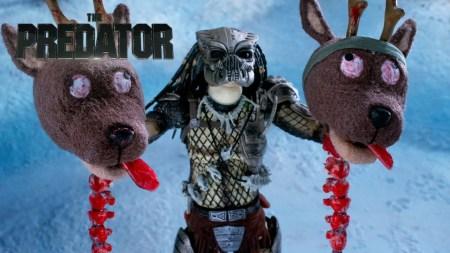 20th Century Fox выпустила рождественскую короткометражку о «Хищнике»