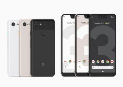 Google выпустила обновление, исправляющее множество проблем смартфонов Pixel 3 и 3 XL