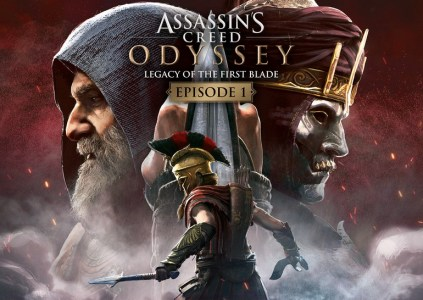 Assassin's Creed Odyssey – Legacy of the First Blade: Клинок Времени