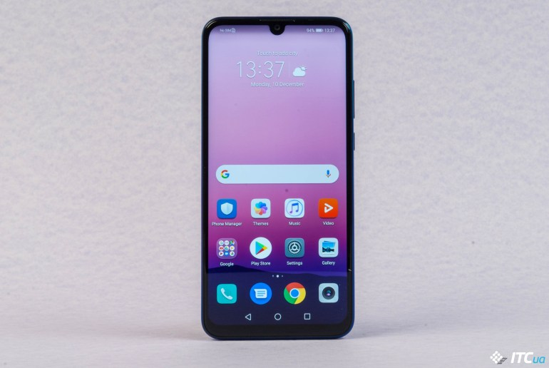 Обзор смартфона Huawei P Smart 2019