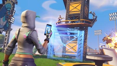 Завтра в Fortnite запускается новый режим Creative Mode, в котором каждый игрок получит собственный остров для «творчества»