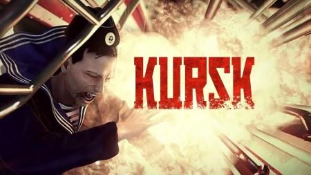 KURSK: побег с подводной лодки
