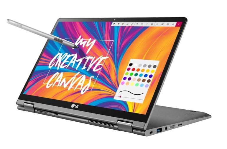 LG официально представила новые тонкие и лёгкие ноутбуки LG gram 17 и LG gram 2-in-1