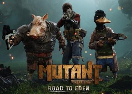 Mutant Year Zero: Road to Eden – сталкеры, которых мы заслужили