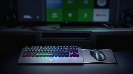 Razer представила специальную клавиатуру и мышь Razer Turret для игровой консоли Xbox One стоимостью $250