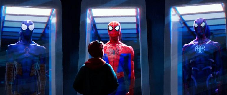 Spider-Man: Into the Spider-Verse / «Человек-паук: Через вселенные»