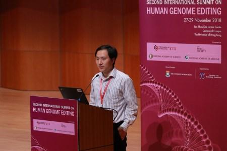 New York Times: создатель CRISPR-детей находится под домашним арестом