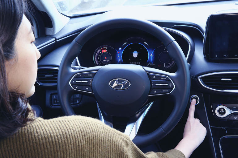 Hyundai Motor представила технологию доступа к автомобилю по отпечатку пальца