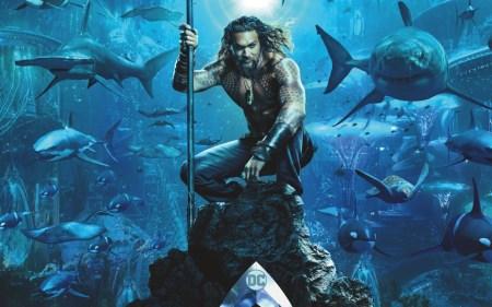 Рецензия на фильм «Аквамен» / Aquaman