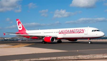 На рынок Украины выйдет австрийская дочка Ryanair (Laudamotion), соединив прямым рейсом Вену и Киев