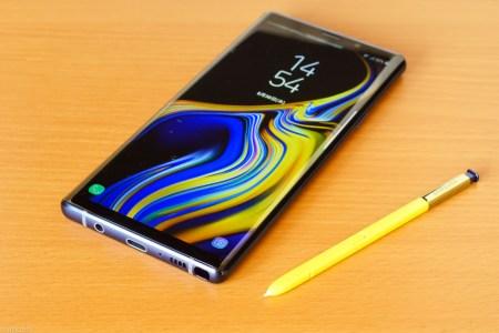 Появились первые скриншоты интерфейса Samsung One UI для Galaxy Note8, оболочка получит функцию Adaptive Battery на базе ИИ