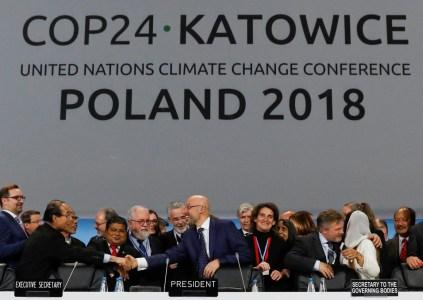 Спустя три года после подписания участники конференции ООН договорились о конкретных мерах реализации Парижского соглашения по климату