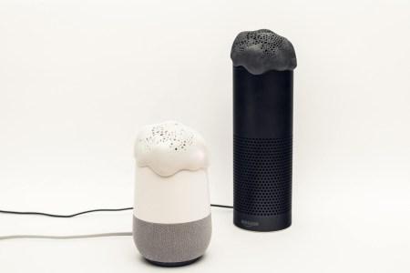 Датские инженеры представили насадку на умную колонку, которая защитит пользователя от возможного прослушивания