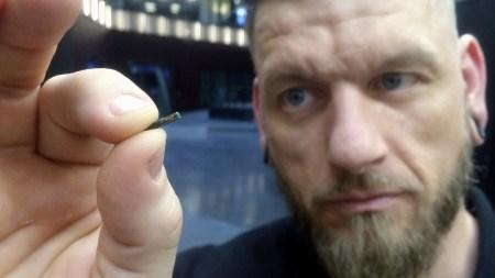 Импланты Biohax упростят торговлю золотом