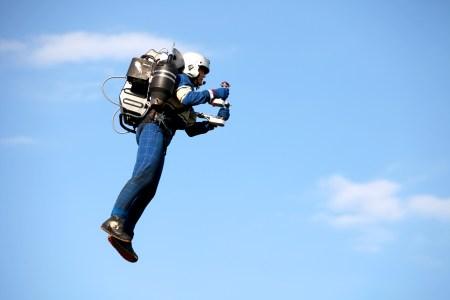 Jetpack Aviation: первая в мире гонка на реактивных ранцах, вероятно, состоится уже в этом году
