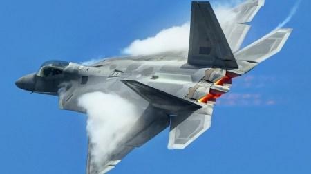 3D-печать позволит ВВС США удешевить ремонт истребителей F-22 Raptor