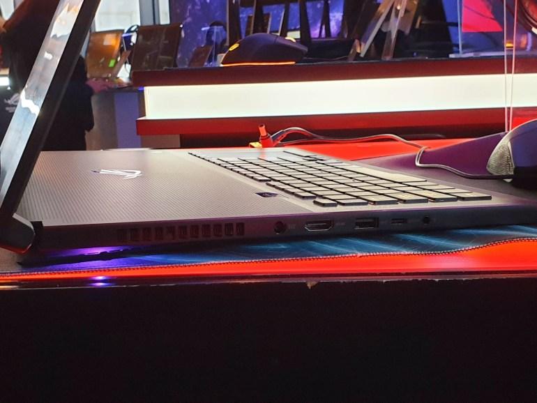 Первый взгляд на ASUS ROG Mothership GZ700, ноутбуки ROG Zephyrus S GX531 и GX701