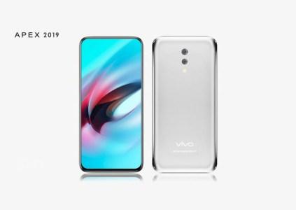 Опубликовано официальное изображение Vivo APEX 2019 — второго смартфона без разъемов и кнопок