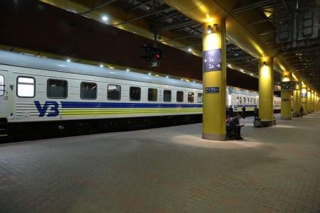 «Укрзалізниця» увеличивает частоту курсирования поезда «четырех столиц»