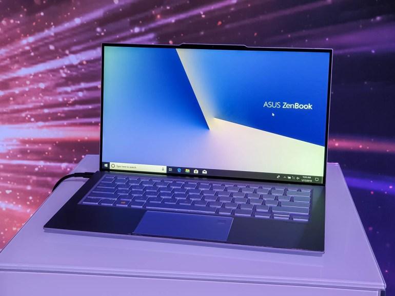 Первый взгляд на ASUS ZenBook S13