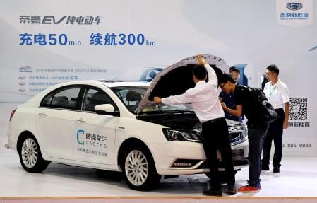 Bloomberg: В 2019 году во всем мире продадут 2,6 млн электромобилей, из которых 1,5 млн (57%) придется на рынок Китая
