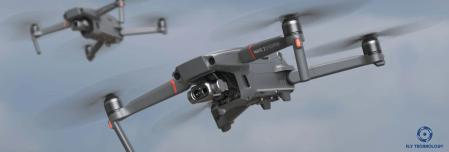 В Киеве пройдет презентация промышленного дрона DJI Mavic 2 Enterprise Dual