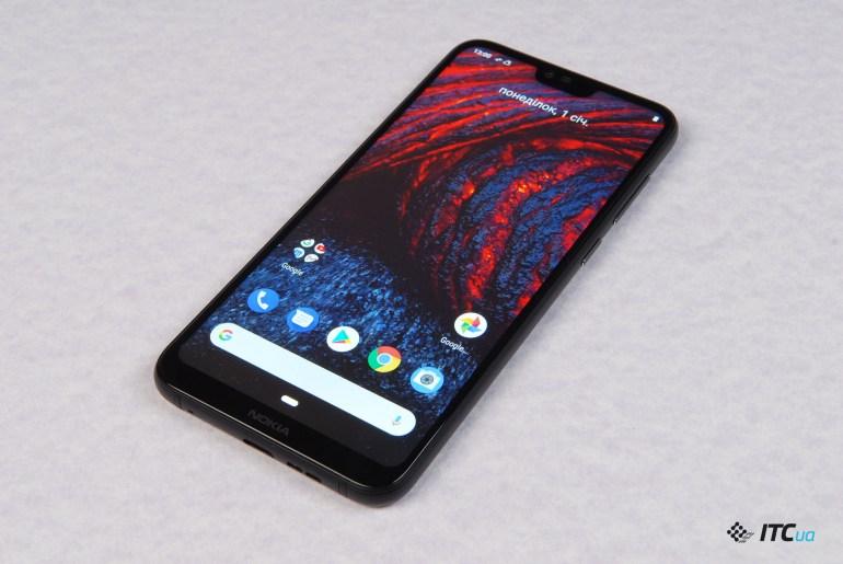 Nokia 6.1 Plus стекло