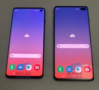Фотогалерея дня: смартфоны Samsung Galaxy S10 и S10+ предстали на качественных «живых» снимках