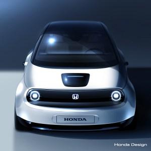 Официально: Японцы представят серийный электромобиль Honda Urban EV на Женевском автосалоне, производство и продажи стартуют до конца текущего года