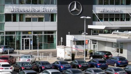 Mercedes-Benz построит завод по производству аккумуляторных батарей для электромобилей в Польше, вложив 200 млн евро инвестиций