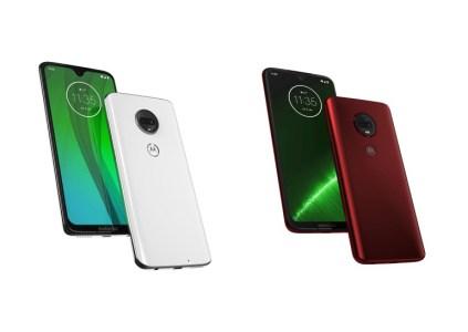 Стали известны полные характеристики смартфонов Moto G7, G7 Plus, G7 Power и G7 Play