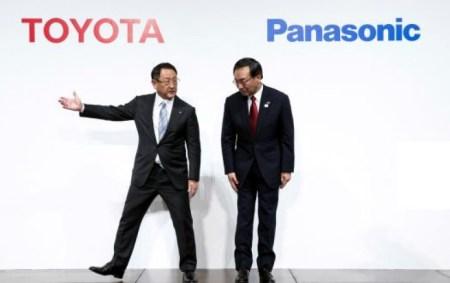 Toyota и Panasonic создадут совместное предприятие по выпуску аккумуляторов для электромобилей
