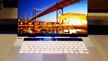 Samsung Display анонсировала 15,6-дюймовую UHD OLED панель для ноутбуков премиум-класса