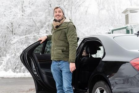 Украинские пользователи Uber теперь могут конвертировать сдачу от оплаты за поездку наличными в кредит для следующих поездок