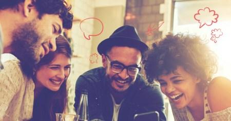 Viber рассказал, как украинцы общались в 2018 году: молодежь чаще пишет, чем звонит, а эмодзи и стикеры имеют большее значение для мужчин, нежели для женщин