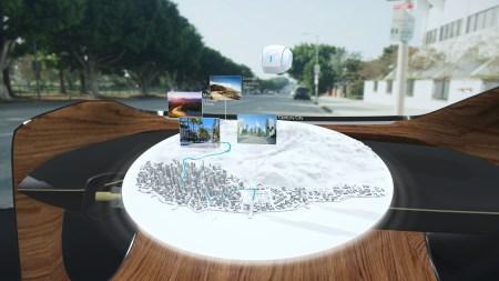 Nissan рассказал о футуристической автомобильной системе Invisible-to-Visible