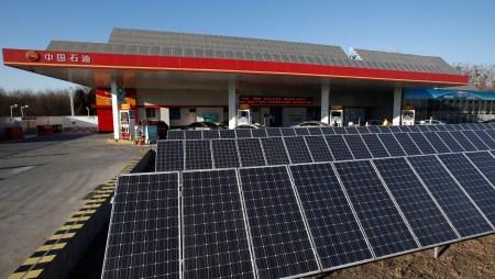 В 2018 году мощности возобновляемых источников энергии в Китае достигли 728 ГВт