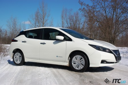 Практически каждый третий проданный в прошлом году в Норвегии автомобиль — это чистый электромобиль