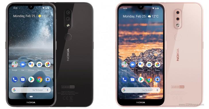 HMD представила бюджетные мобильные устройства Nokia 1 Plus, Nokia 3.2, Nokia 4.2 и Nokia 210
