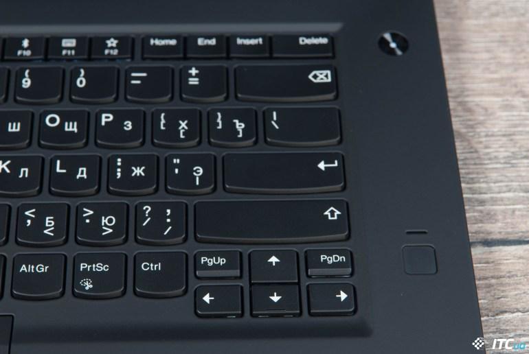 Обзор ноутбука Lenovo ThinkPad X1 Extreme