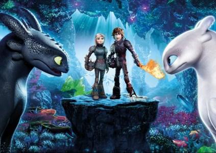 Рецензия на мультфильм How to Train Your Dragon: The Hidden World/«Как приручить дракона 3: Скрытый мир»
