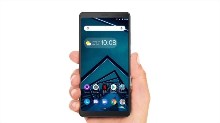 Lenovo Tab V7 – гибрид смартфона и планшета с 6,9-дюймовым дисплеем и двумя слотами для SIM-карт