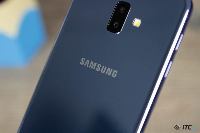 Galaxy J6+ (2018) — обзор смартфона Samsung