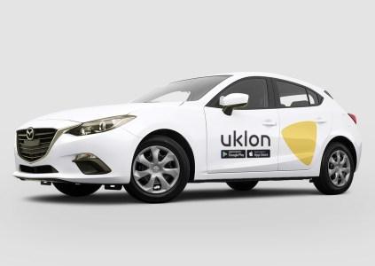 Украинский сервис вызова такси Uklon запустился в Запорожье