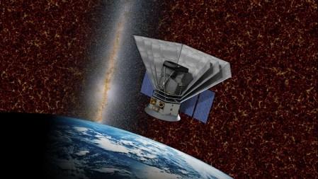 Следующая миссия NASA SPHEREx займётся исследованием происхождения Вселенной и следов жизни в нашей галактике